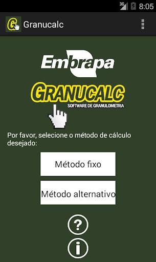 Granucalc