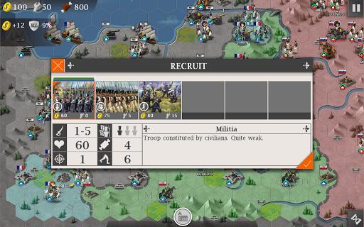 European War 4: Napoleon 1.4.6 screenshots 14