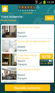 Easyvoyage : Comparateur- screenshot thumbnail