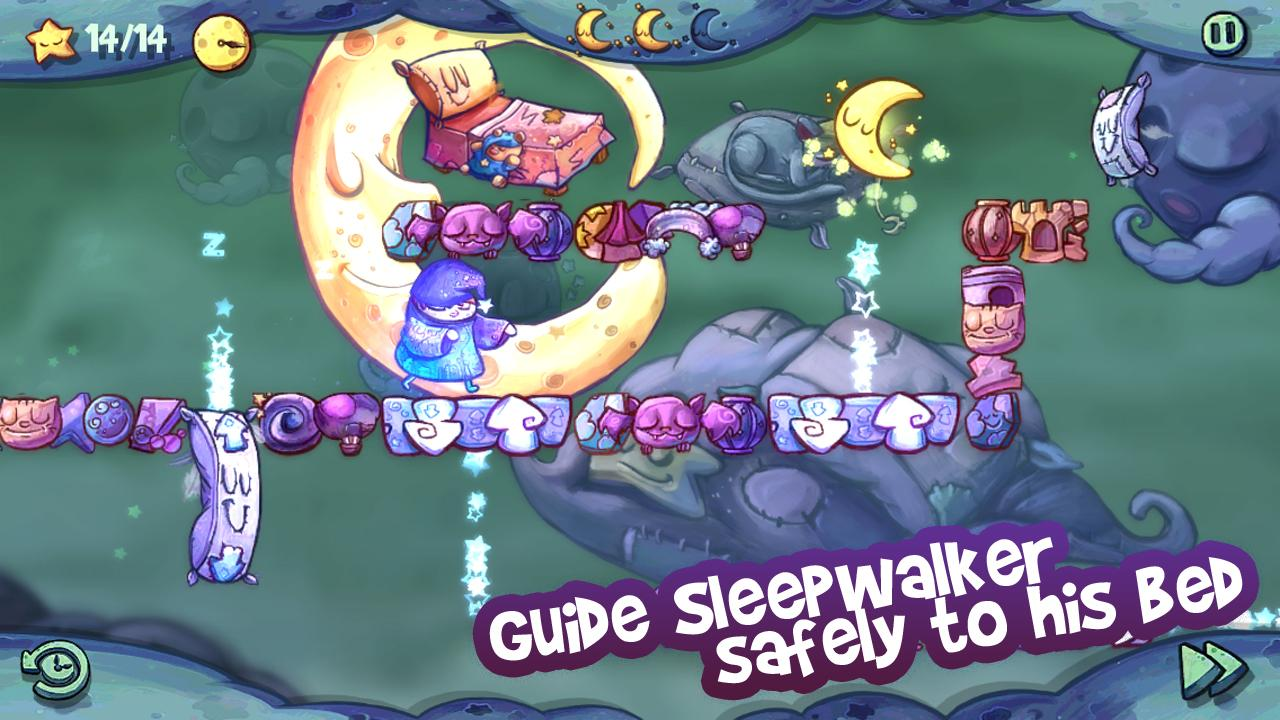 Sleepwalker's Journey screenshot #4
