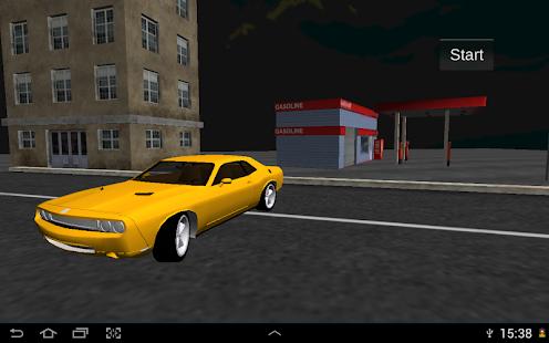 Muscle Car Simulator 3D