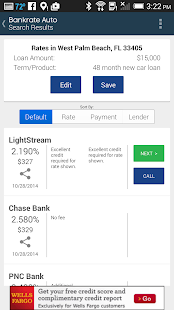 Auto Loan Calculator & Rates- screenshot thumbnail