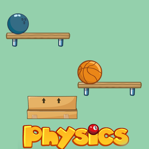 2D Physics Puzzle Lite LOGO-APP點子