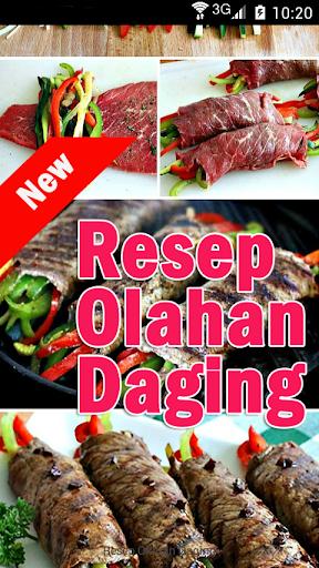 Resep Olahan Daging