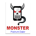 Platinum Dialer Monster icon
