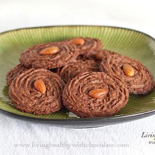 Crunchy Paleo Cookies (Gluten, Grain, Egg Free)