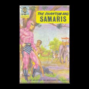 【免費漫畫App】Phantom and the Samaris-APP點子