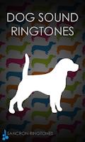 Screenshot of Dog Sounds Ringtones