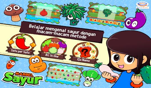 Marbel Belajar Sayur - screenshot thumbnail