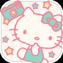 Hello Kitty Collage icon