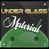CM12 Theme Material Glass