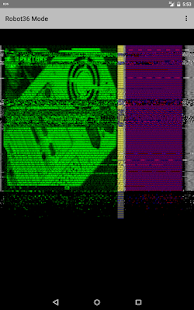 Robot36 - SSTV Image Decoder- screenshot thumbnail