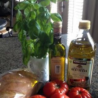 Balsamic-Tomato Dipping Sauce.