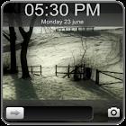 Winter Go Locker EX Theme icon