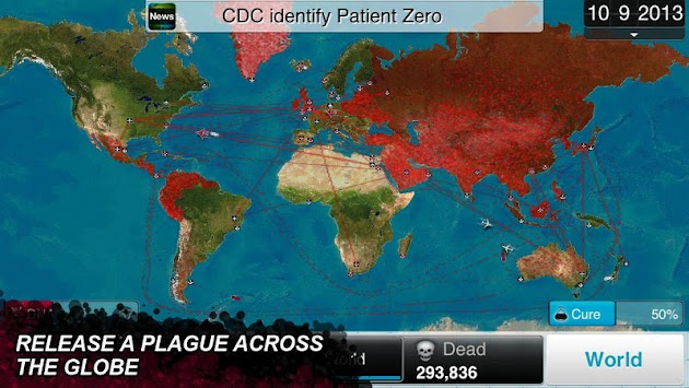 Plague Inc. apk screenshot