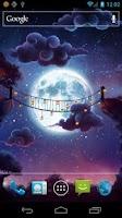 Screenshot of Starry Night Pass Wallpaper