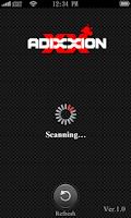 Screenshot of ADIXXION sync.