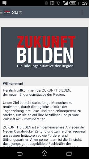 ZUKUNFT BILDEN – Zeitungsquiz