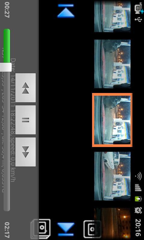 VideoRegPro - screenshot