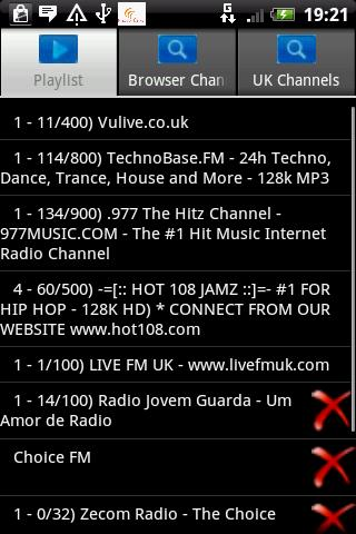 Radio Pro lite - Radio App - screenshot