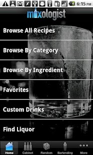 Mixologist™ Drink Recipes- screenshot thumbnail