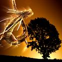 Thunder Dragon-HEALING 03 Free logo