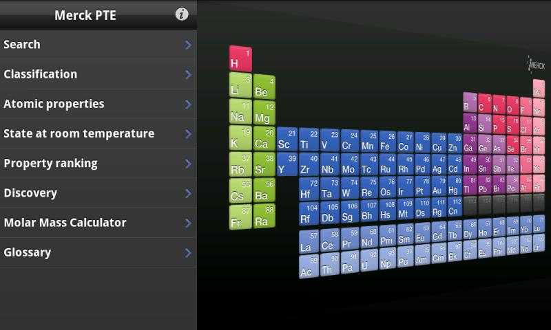 Merck PTE HD - screenshot
