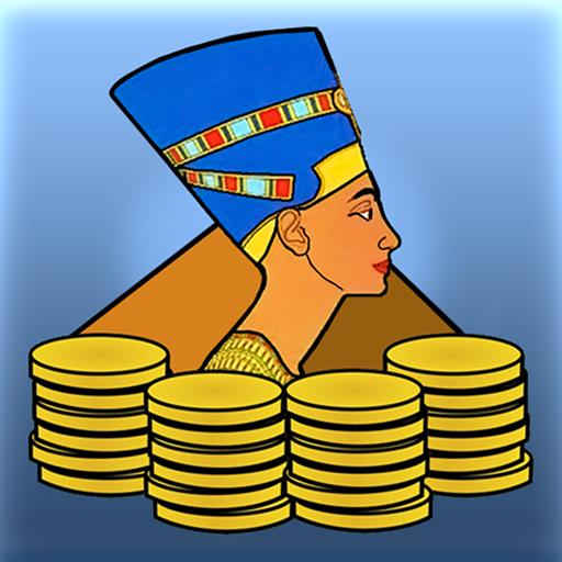 Nefertiti Slots LOGO-APP點子