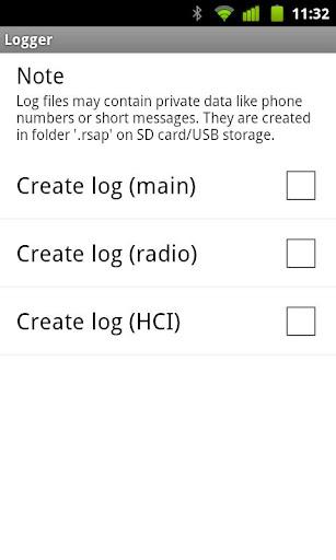 Bluetooth HCI Logger