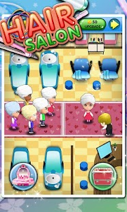 Hair Salon - Kids Games- screenshot thumbnail