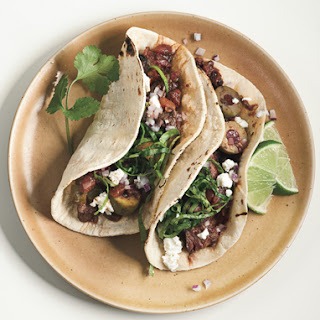Steak Picadillo Soft Tacos.