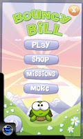 Screenshot of Bouncy Bill