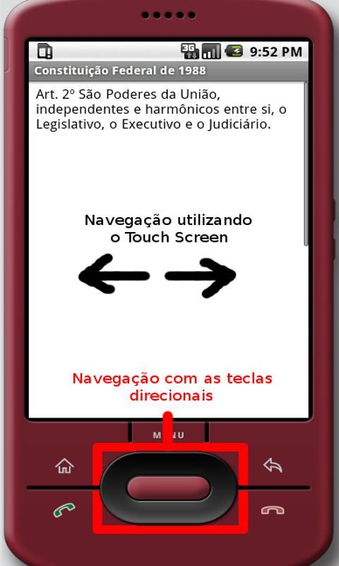 Vade Mecum Juridico Lite- screenshot