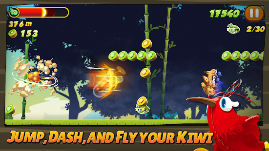 Kiwi Dash - screenshot thumbnail