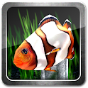 My 3D Fish II logo