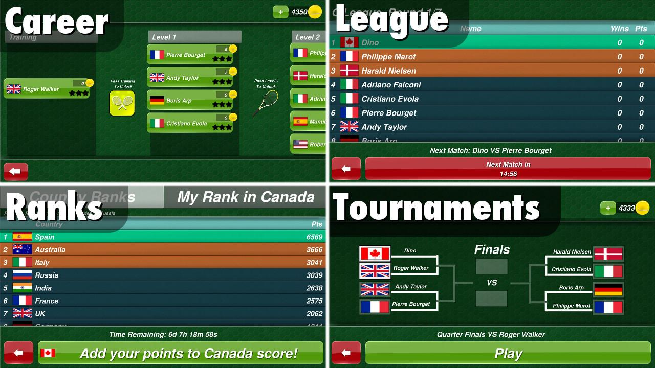 Tennis champion 3d android apps on google play 3d apps free