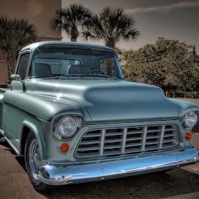 Classic Chevy Pickup by David Kawchak - Transportation Automobiles ( chevy pickup, custom classic chevy pickup, custom chevy pickup, custom classic chevrolet pickup, chevrolet pickup )
