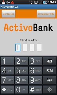 ActivoBank - screenshot thumbnail