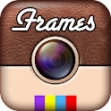 InstaPicFrame for Instagram logo
