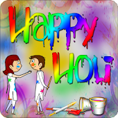 Happy Holi Live Wallpaper