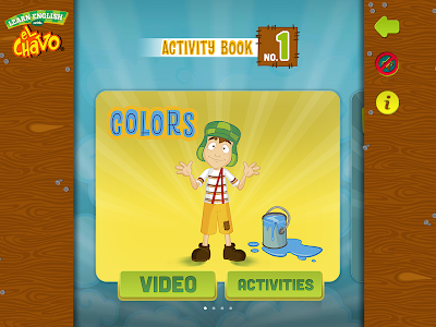 Learn English with El Chavo. v6.1