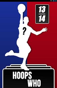 Hoops Who 2014 Basketball Quiz