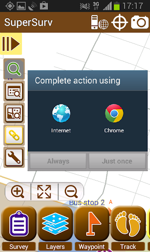 SuperSurv Lite --GIS App  screenshots 6