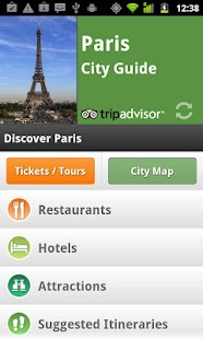 Paris City Guide - screenshot thumbnail