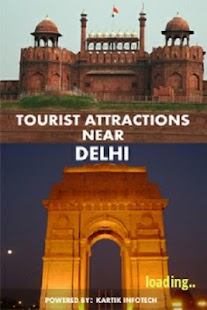 Tourist Attractions Near Delhi- screenshot thumbnail