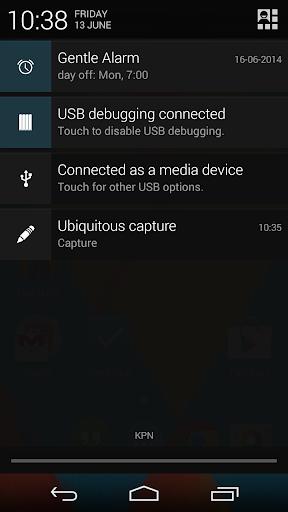 Ubiquitous Capture Tool