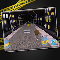Urban Endless Running Game 3D icon