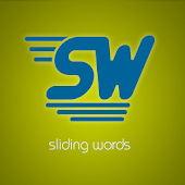Sliding Words