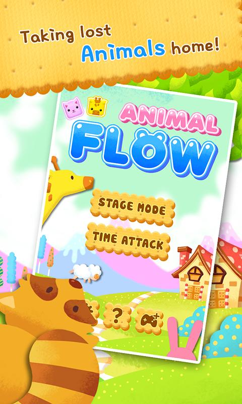 Animal Flow - screenshot