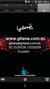 Radio Gitana- screenshot thumbnail
